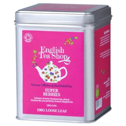 Organic Super Berries Tea 100g