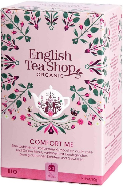 Wellness Tea Comfort Me 20pk