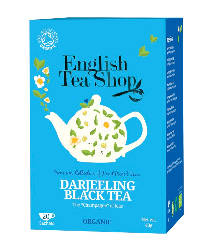 Darjeeling Black Tea Must tee 20tk
