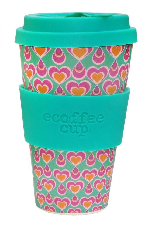 Ecoffee cup 400ml Itchykoo