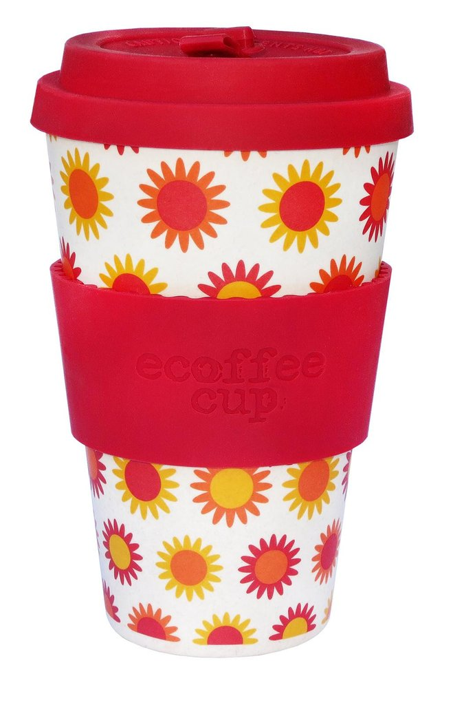 Ecoffee cup 400ml Happy