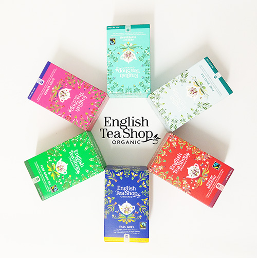 English Tea Shop 6 teas Free Delivery Estonia