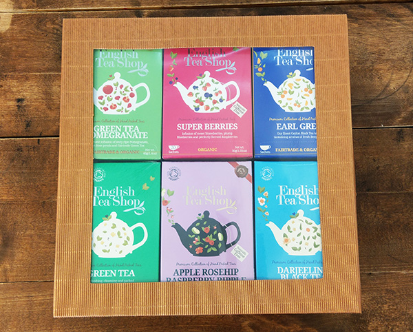 English Tea Shop Tee collection of 6 x 20ct giftbox