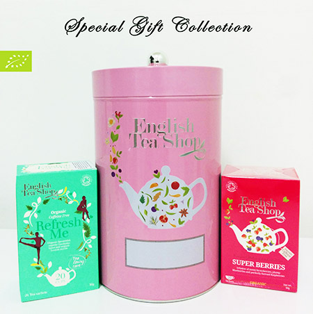 Gift box- Pink Tin- Make your gift - Choose what would you like!