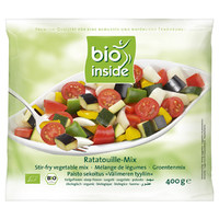 Bio Ratatouille mix 400g frozen