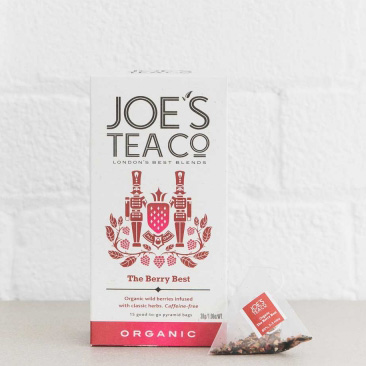 Joes Tea Company Organic The Berry Best 2g x15