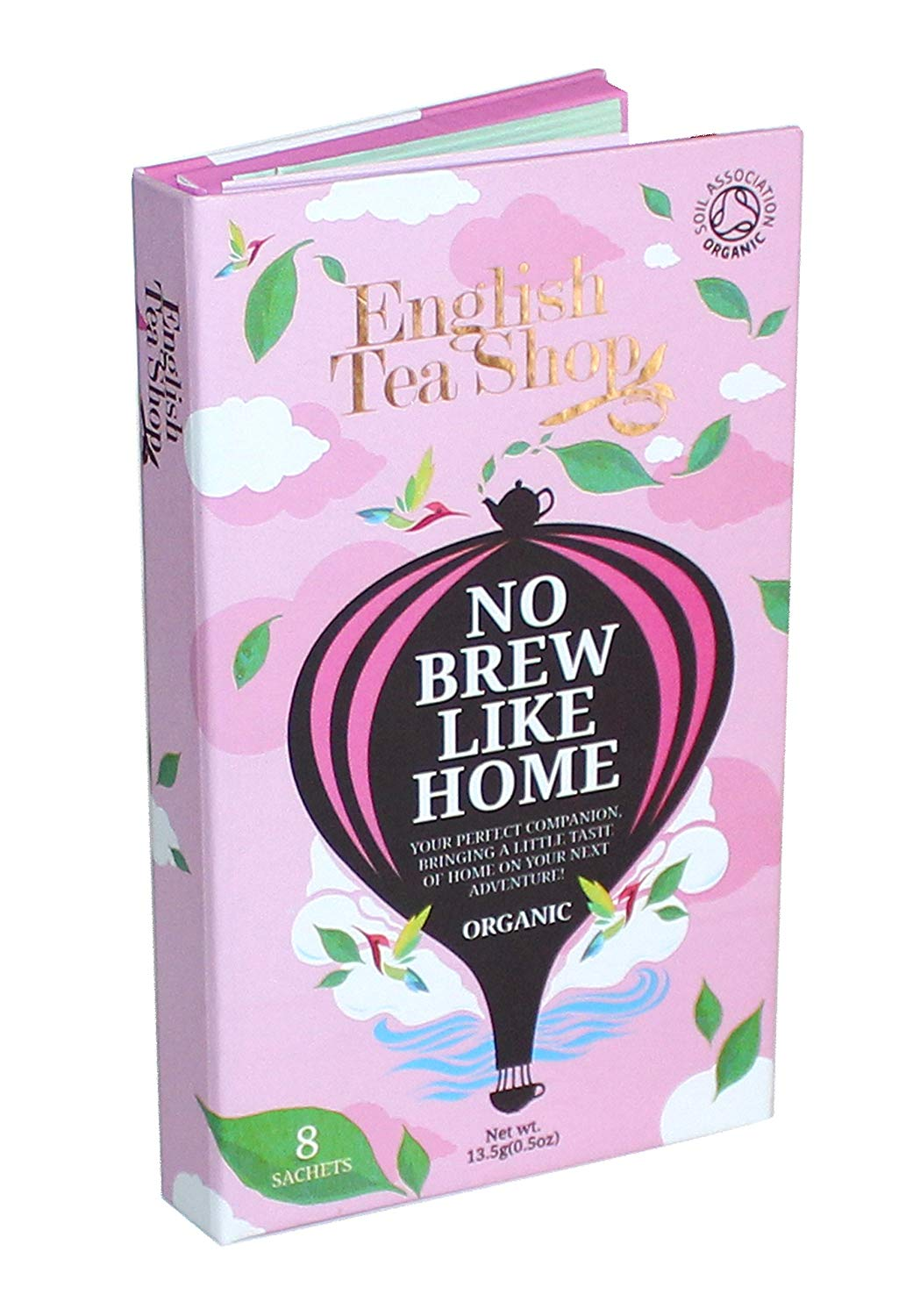 English Tea Shop Sachets Roosa Traveller Pack 8tk