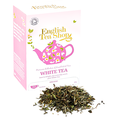 Organic White Tea 20 sachets