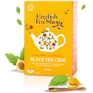 Mahe Black Tea Chai 20tk