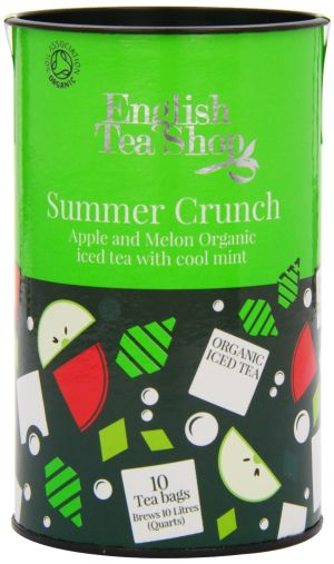 Ets Mahe Jäätee Summer Crunch (Apple and Melon) 10tk 80g