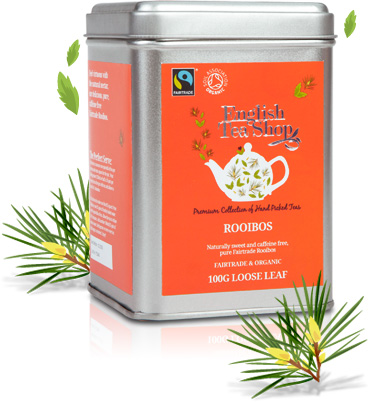 Fairtrade & Organic Rooibos Tea Loose 100g