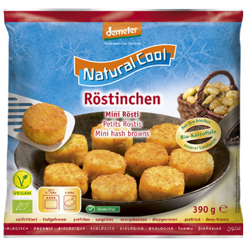 Demeter Mini hash browns 390g frozen