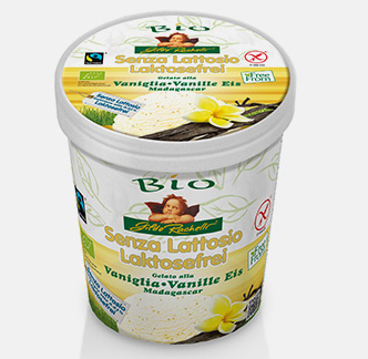 Mahe Vanilla Ice Cream lactose-free 500ml