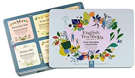 ETS Wellness Collection organic teas 36pk