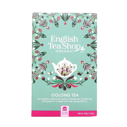 Mahe Oolong tee 20pk English Tea Shop