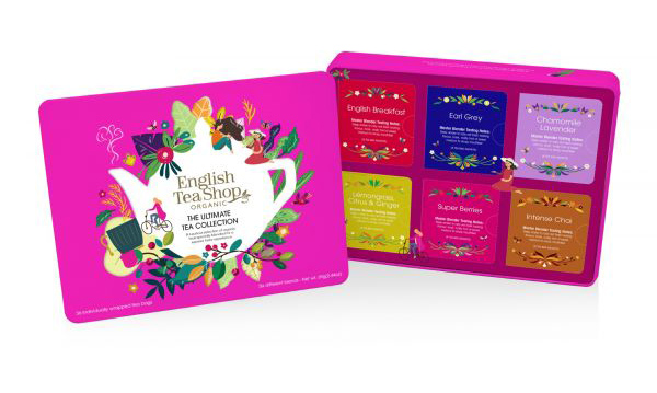 The Ultimate Tea Collection Gift Tin 36ct