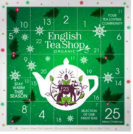 Green Ornaments Advent Calendar Puzzle 25