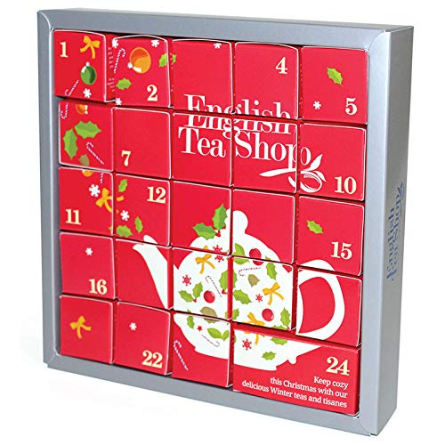 Red pot Ornaments Advent Calendar Puzzle 24