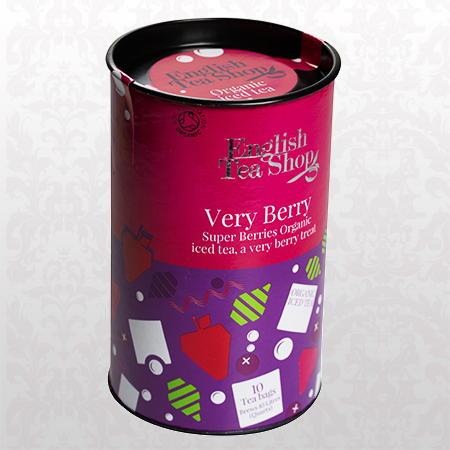 Ets Mahe Jäätee Very Berry (Super Berries) 10tk 80g