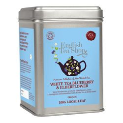 ETS Organic White Tea Elderflower 100g